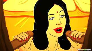 Superb Indian Cartoon Sex Video