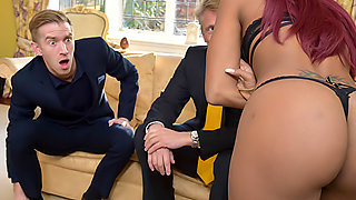Pussy In Boots - Brazzers