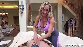 Un masaje con B.L.