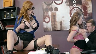 Brazzers - Big Tits at Work -  The New Girl P