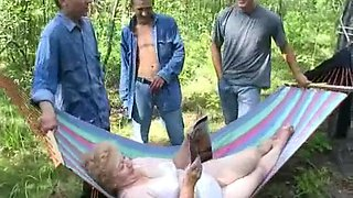 Amazing Amateur video with Grannies, Young/Old scenes