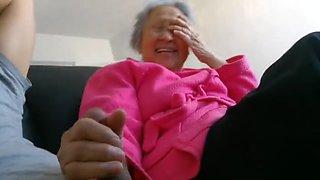 Granny tonsils 5 asian edition