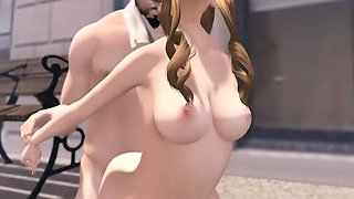 She s Just For The Hardhats - Incredible 3D anime xxx world