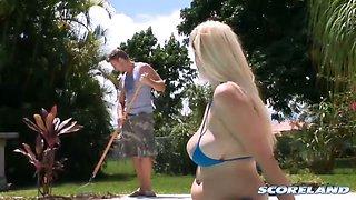 Busty Bikini Bimbo Bash