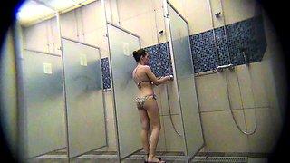 Voyeur Bath and Shower Masturbation LamiMade