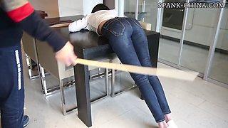 The secret club 4 harsh spanking