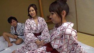 Aya Eikura An Mukai Hot Sisters Swapping Double Date