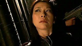 Amazing Japanese model Maki Mizusawa, Anri Hoshizaki, Maki Mizusawa 2 in Crazy Fetish, Striptease JAV scene