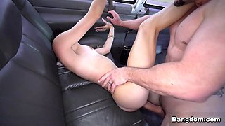 jmac & Kylie Rocket in Aspiring Actress Gets Fucked Hard - BangBus