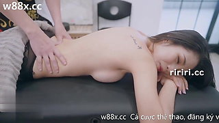 The blessing of a masseuse