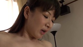 [dvdes-734] I Want To Teach My Beloved Son How To Conceive A Child
