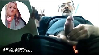 RACY FACE-REAL MOM TRIBUTE 20 TURKISH DADDY JERKED OFF