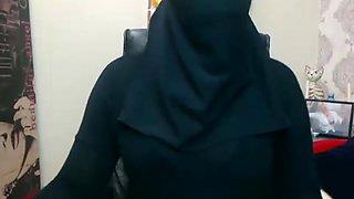 Turkish hijap big ass