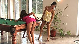 Czech lesbian babes