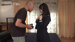 Nozomi Momoki :: Please Teach Me After School 2 - CARIBBEAN