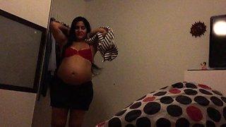 Pregnant turk wife slut part 2