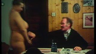 Vintage Heterosexual Hardcore Sex Session