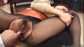 Japanese Woman Fingered And Orgasms In Front Of Sleeping Husband Uncensored