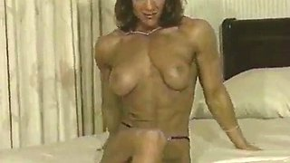 Suzan in the bed 3