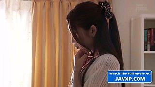 Asian teen maid
