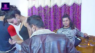 Indian Web Series Erotic Short Film Gang Bang Uncensored
