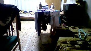 Hacked laptop camera