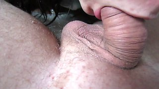 college girl girl slave - her tongue worships my feet and dick