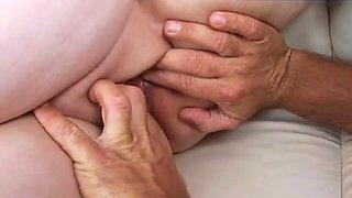 Pussy Bbw Pounding Plus Dick Dans Son Monde Chubby Ass Plunper Partie 1