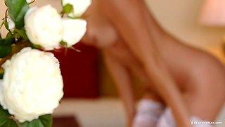 Gia Ramey in Just Married - PlayboyPlus