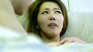 Korean couple have fun