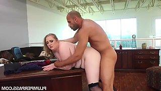 Horny Boss Lady