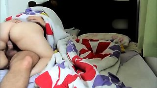 Warm Aunty Naked Riding on Dick Hot Video