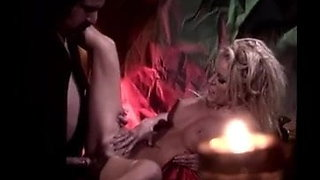 Tabitha Stevens and Ron Jeremy - The Temple of Poon (2000)