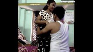 India aunty