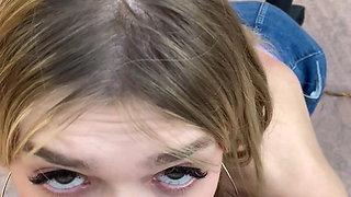 FULL SCENE Teen STEP SISTER Mackenzie Moss Gets Pussy Fucked