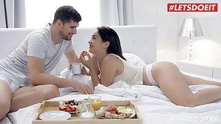 letsdoeit - ginebra bellucci takes anal bang in the morning