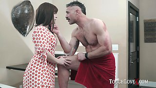 Doctor Kiara Edwards wants Mr Toughlove