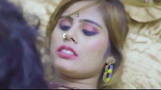Mia Malkova, Sunny Leone And Sasha Grey - Hard Nippled Indian Maid Has Foreplay And Sex With Her Boss