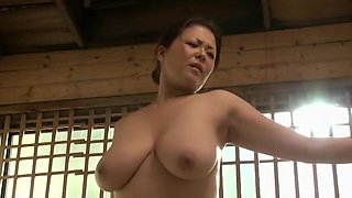 Crazy Homemade clip with Japanese, Mature scenes
