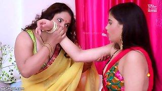 Indian Web Series Erotic Short Film Unexpected - Sapna Sappu, Zoya Rathore And Anmol Khan