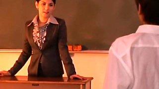 Female Teacher, Deep Throat Ozawa Maria
