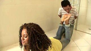 Ebony Brazil Feet Worship (Ps)
