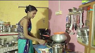 Desi Indian young girl ki boobs wali chai ka – full romance