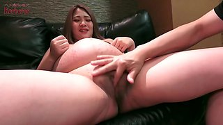 9 Months Pregnancy Asian Woman Porn Clip