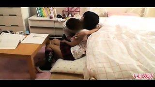 Japanese nurse fucking voyeur
