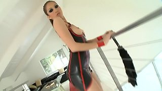 Best pornstars Alexis Texas and Jenna Haze in amazing small tits, dildos/toys sex clip