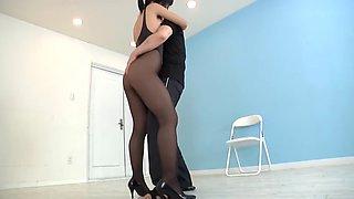 Japanese sexy pantyhose girl 02