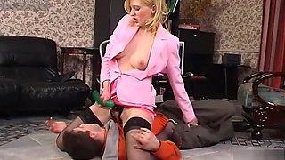StraponPower Video: Olivia and Rudolf