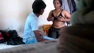 Indian neighbor woman