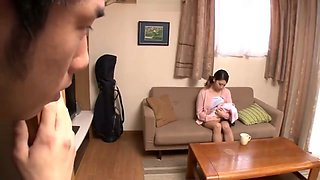 Ayana Ushio in Targeted breast milk